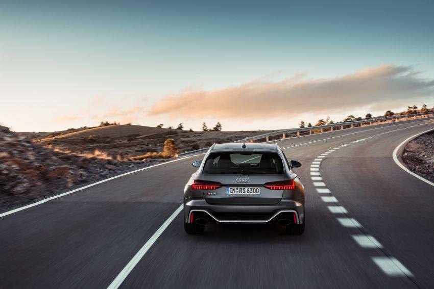 GALLERY: 2020 Audi RS6 Avant – the beast in detail Image #1056226