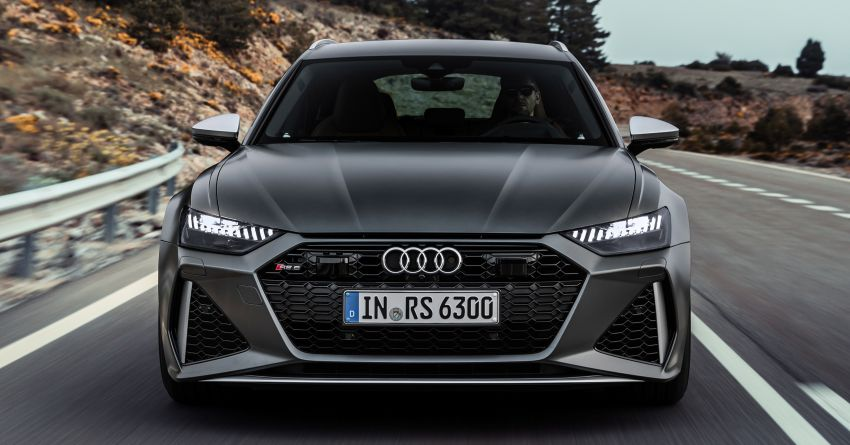 GALLERY: 2020 Audi RS6 Avant – the beast in detail Image #1056227