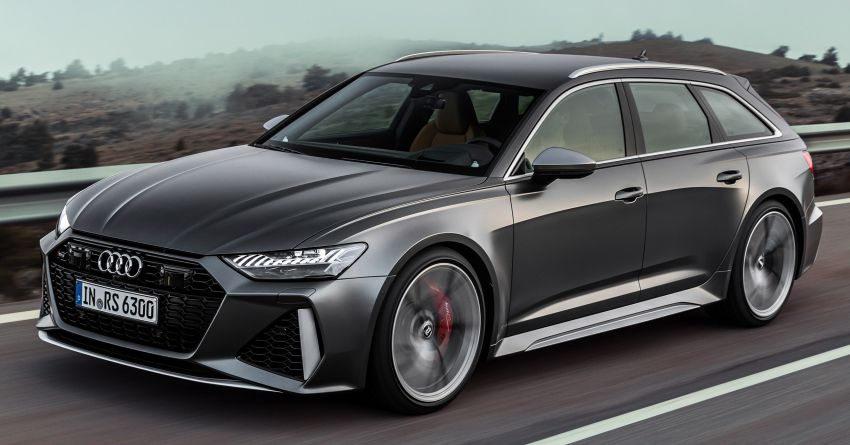 GALLERY: 2020 Audi RS6 Avant – the beast in detail Image #1056229