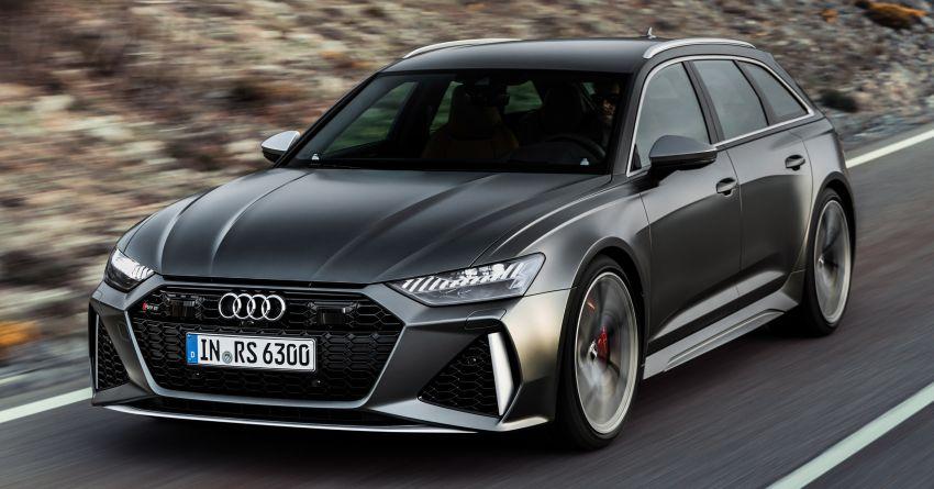 GALLERY: 2020 Audi RS6 Avant – the beast in detail Image #1056230