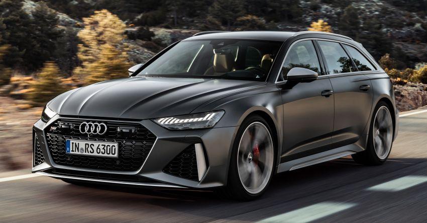 GALLERY: 2020 Audi RS6 Avant – the beast in detail Image #1056231