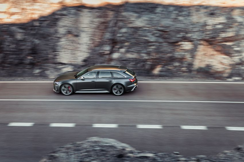 GALLERY: 2020 Audi RS6 Avant – the beast in detail Image #1056232