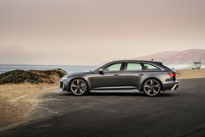 GALLERY: 2020 Audi RS6 Avant – the beast in detail Image #1056235