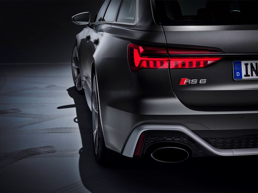 GALLERY: 2020 Audi RS6 Avant – the beast in detail Image #1056207