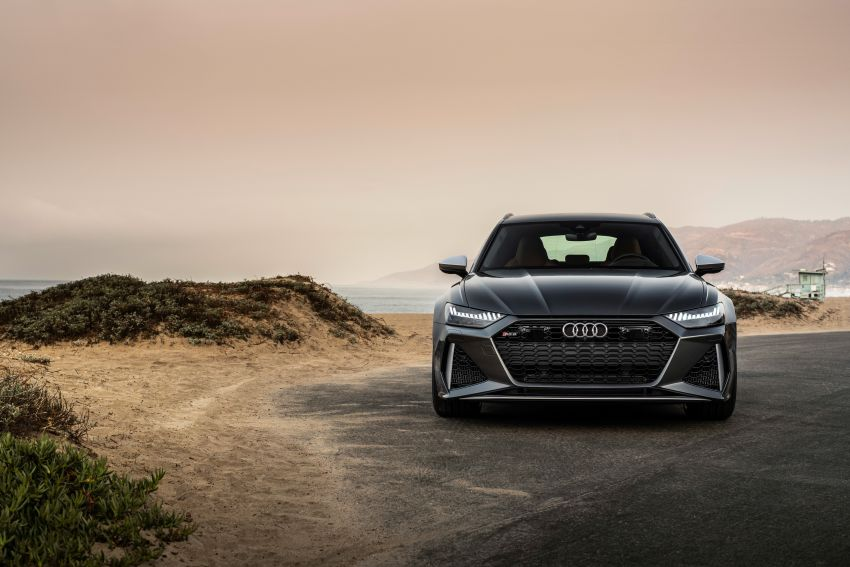 GALLERY: 2020 Audi RS6 Avant – the beast in detail Image #1056236