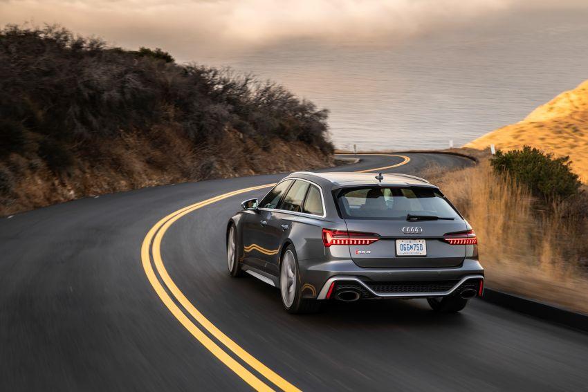GALLERY: 2020 Audi RS6 Avant – the beast in detail Image #1056240