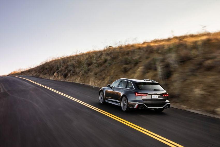 GALLERY: 2020 Audi RS6 Avant – the beast in detail Image #1056242