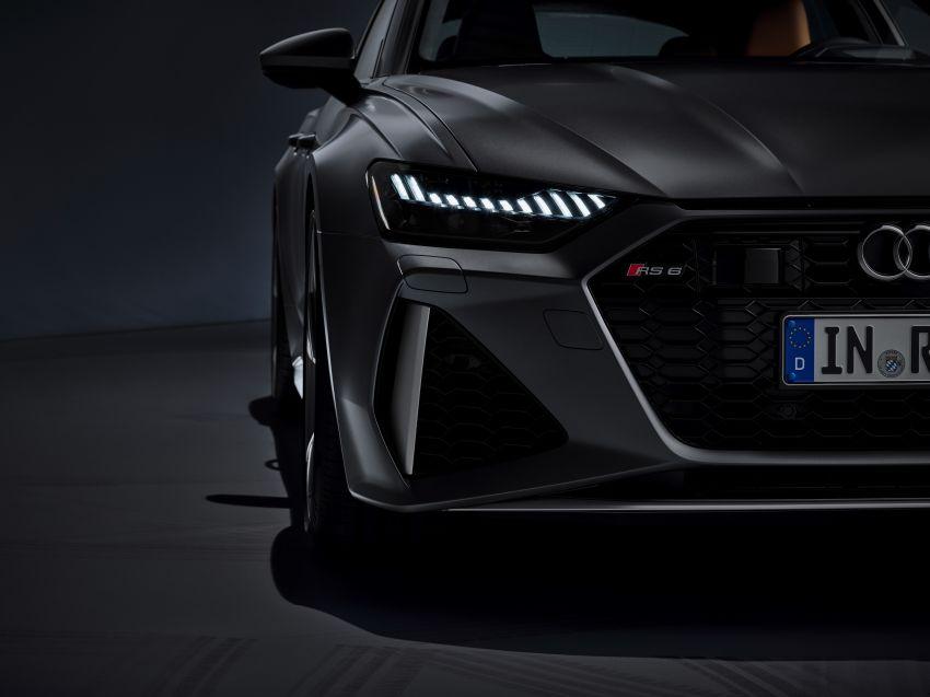 GALLERY: 2020 Audi RS6 Avant – the beast in detail Image #1056245
