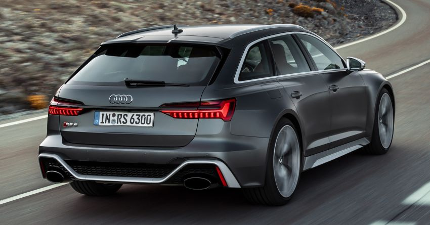 GALLERY: 2020 Audi RS6 Avant – the beast in detail Image #1056208