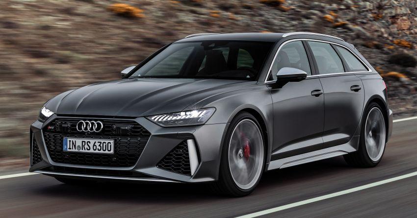 GALLERY: 2020 Audi RS6 Avant – the beast in detail Image #1056209