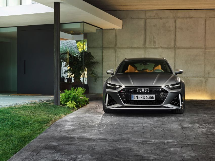 GALLERY: 2020 Audi RS6 Avant – the beast in detail Image #1056210