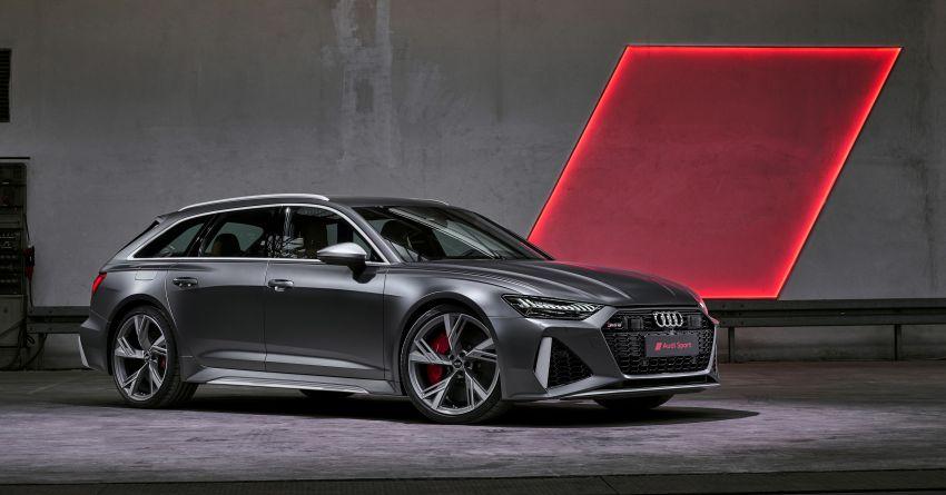 GALLERY: 2020 Audi RS6 Avant – the beast in detail Image #1056212