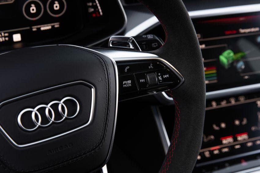 GALLERY: 2020 Audi RS6 Avant – the beast in detail Image #1056259