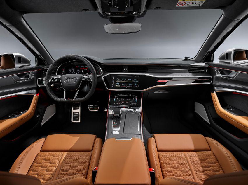 GALLERY: 2020 Audi RS6 Avant – the beast in detail Image #1056247