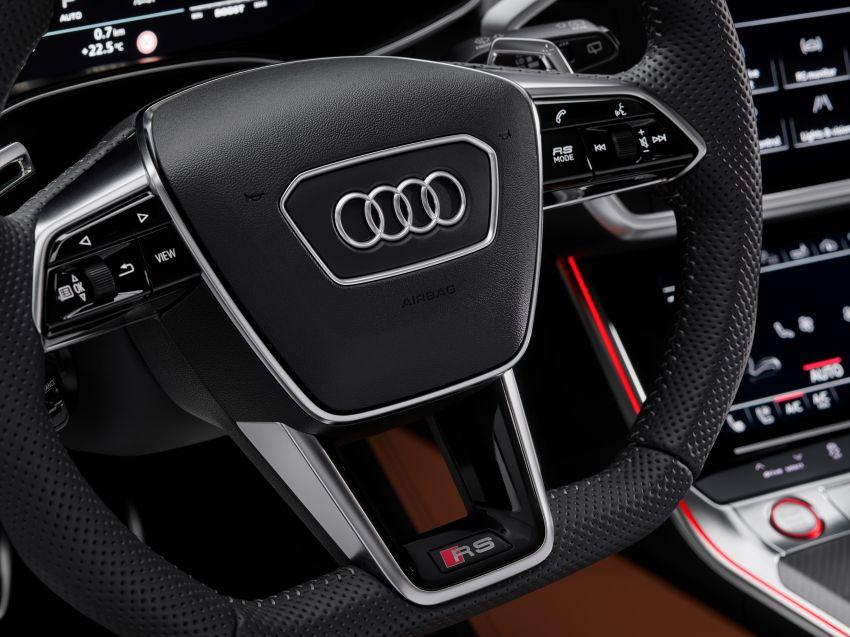 GALLERY: 2020 Audi RS6 Avant – the beast in detail Image #1056250