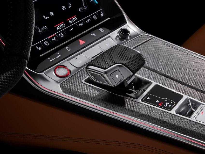 GALLERY: 2020 Audi RS6 Avant – the beast in detail Image #1056251