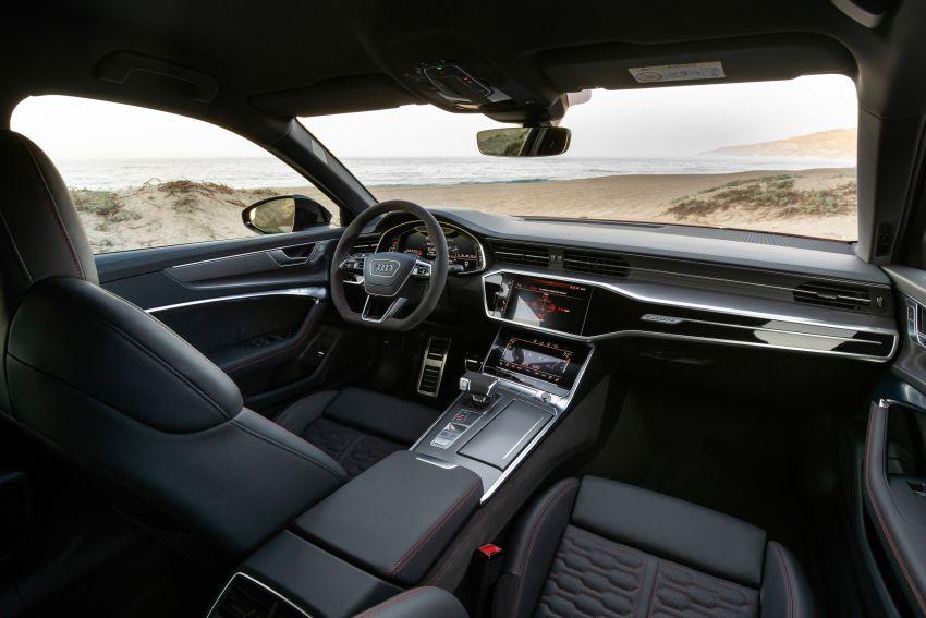 GALLERY: 2020 Audi RS6 Avant – the beast in detail Image #1056253