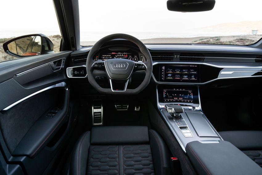 GALLERY: 2020 Audi RS6 Avant – the beast in detail Image #1056254