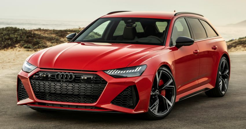 GALLERY: 2020 Audi RS6 Avant – the beast in detail Image #1056260