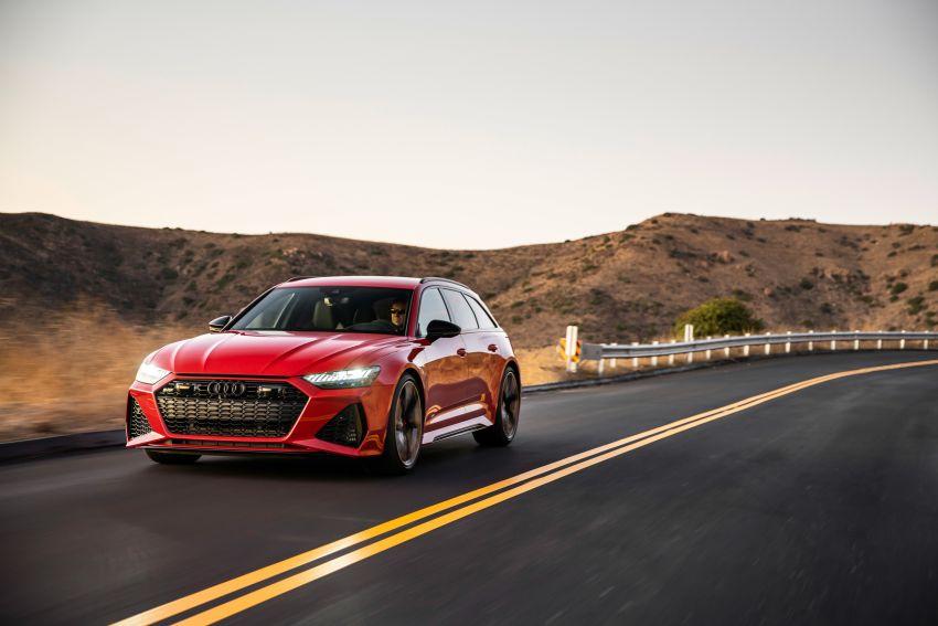 GALLERY: 2020 Audi RS6 Avant – the beast in detail Image #1056270