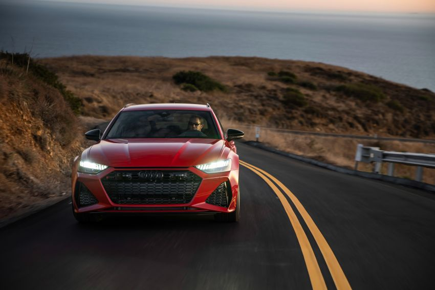 GALLERY: 2020 Audi RS6 Avant – the beast in detail Image #1056271