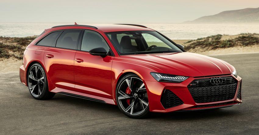 GALLERY: 2020 Audi RS6 Avant – the beast in detail Image #1056261