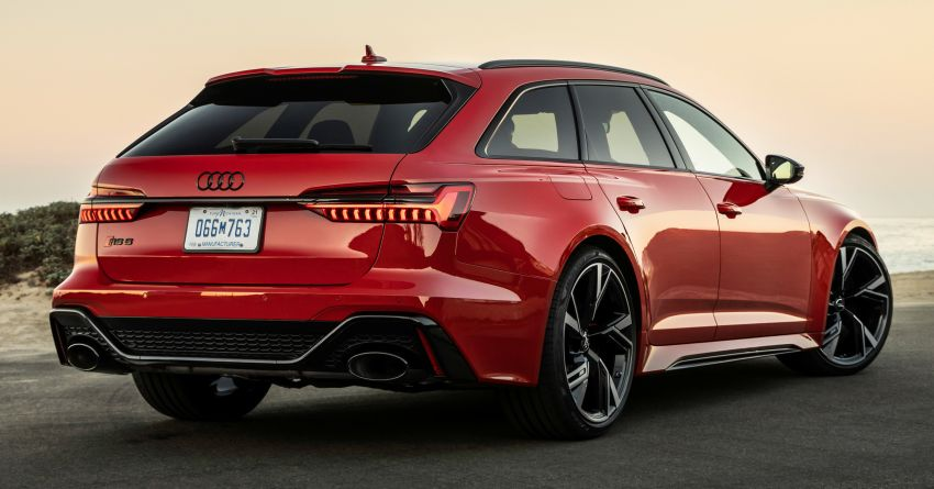 GALLERY: 2020 Audi RS6 Avant – the beast in detail Image #1056262