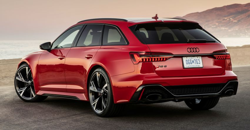 GALLERY: 2020 Audi RS6 Avant – the beast in detail Image #1056263