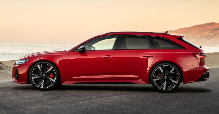 GALLERY: 2020 Audi RS6 Avant – the beast in detail Image #1056264