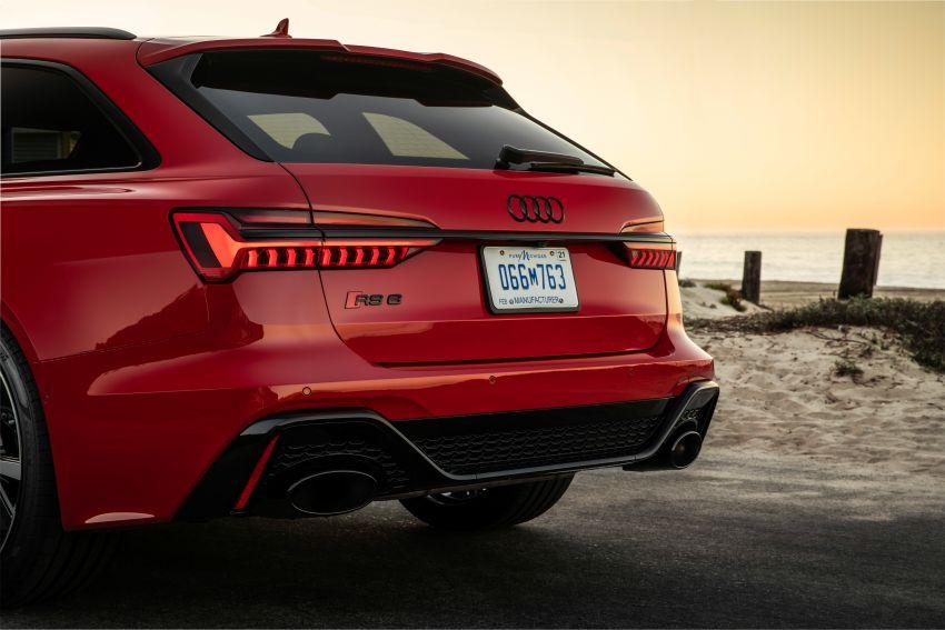 GALLERY: 2020 Audi RS6 Avant – the beast in detail Image #1056266