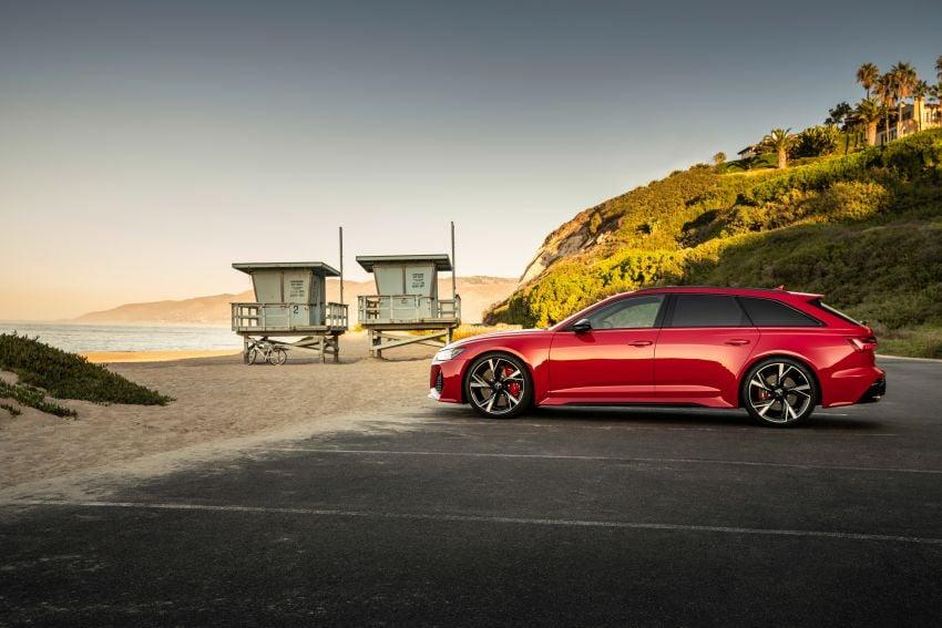GALLERY: 2020 Audi RS6 Avant – the beast in detail Image #1056267