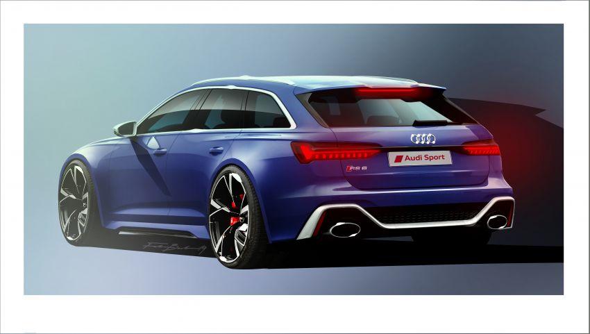 GALLERY: 2020 Audi RS6 Avant – the beast in detail Image #1056275