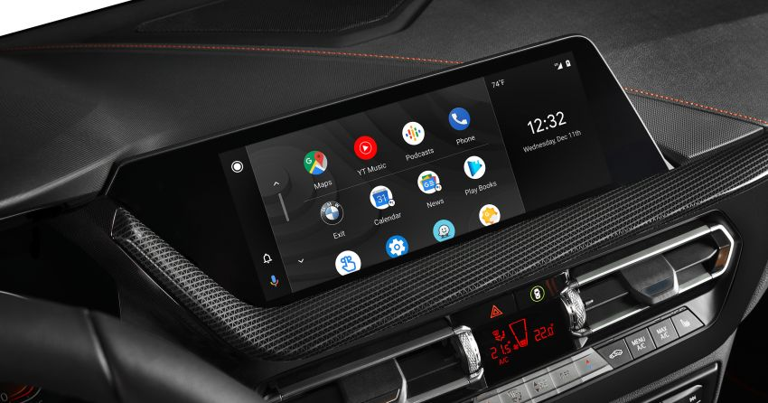 BMW gets wireless Android Auto, ready by July 2020 Image #1058701