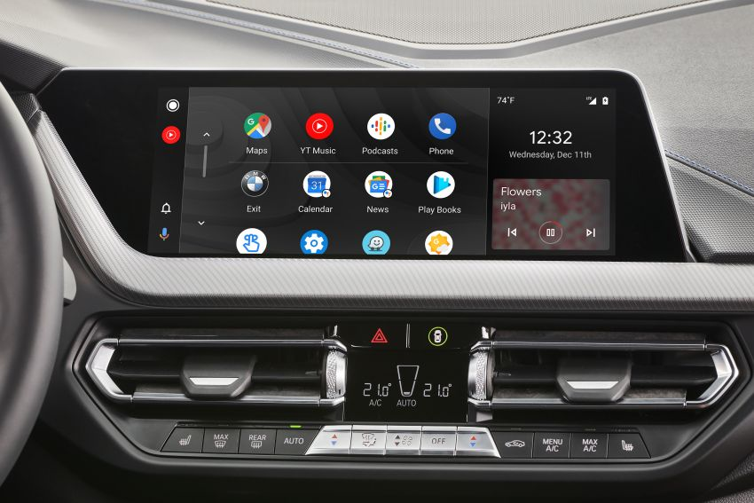 BMW gets wireless Android Auto, ready by July 2020 Image #1058702