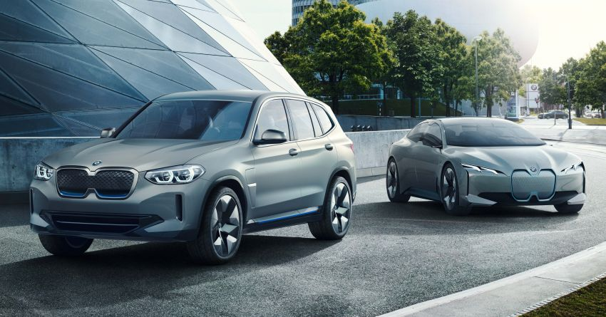 BMW iX3 first model to get fifth-gen BMW eDrive tech – compact drive unit, 74 kWh battery, over 440 km range Image #1061625