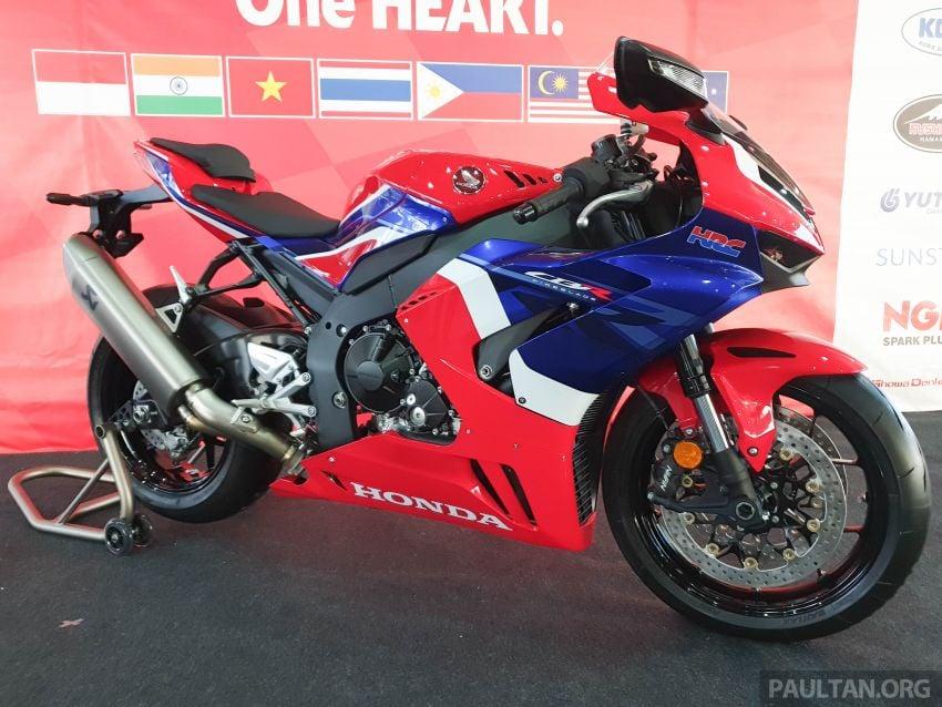 2020 Honda CBR1000RR-R unveiled in Malaysia Image #1059851