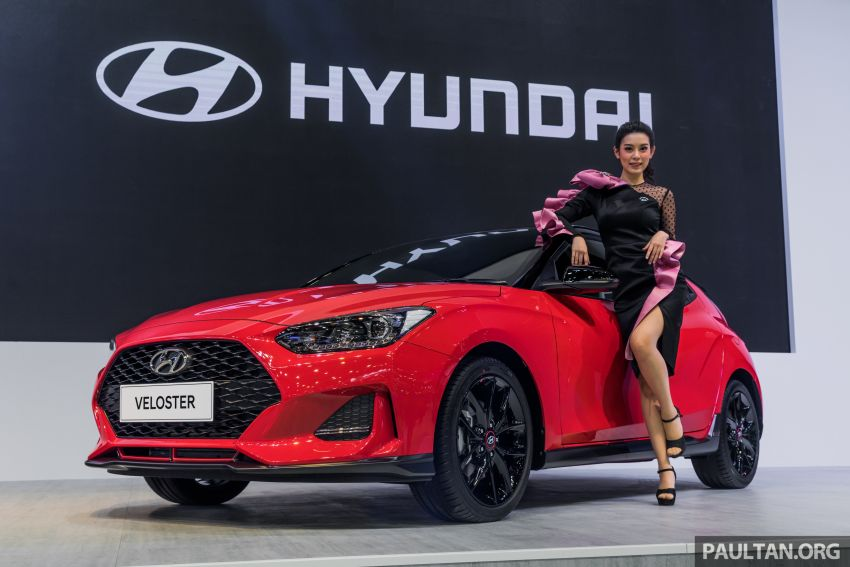GALLERY: 2020 Hyundai Veloster Turbo previewed at Thailand Motor Expo – 1.6L turbo engine with 201 hp Image #1054932
