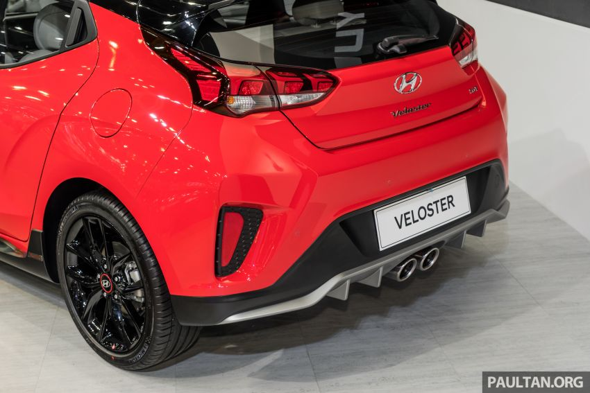 GALLERY: 2020 Hyundai Veloster Turbo previewed at Thailand Motor Expo – 1.6L turbo engine with 201 hp Image #1054945