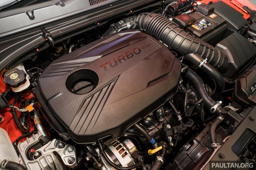 GALLERY: 2020 Hyundai Veloster Turbo previewed at Thailand Motor Expo – 1.6L turbo engine with 201 hp Image #1054950