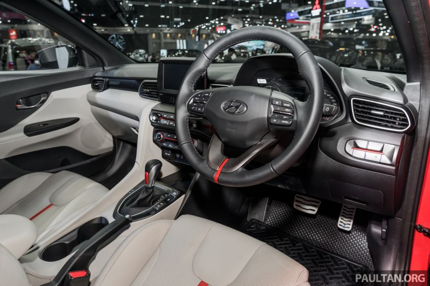 GALLERY: 2020 Hyundai Veloster Turbo previewed at Thailand Motor Expo – 1.6L turbo engine with 201 hp Image #1054952