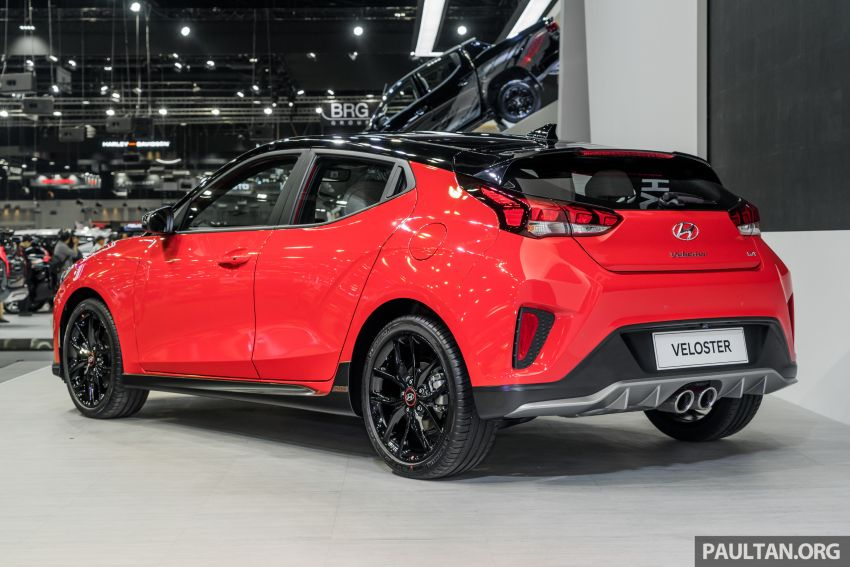 GALLERY: 2020 Hyundai Veloster Turbo previewed at Thailand Motor Expo – 1.6L turbo engine with 201 hp Image #1054934