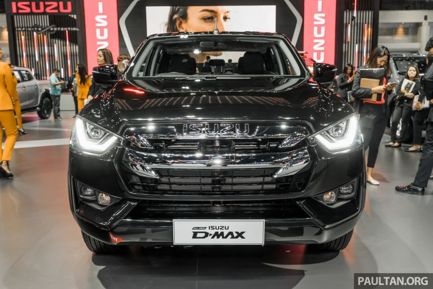 GALLERY: 2020 Isuzu D-Max makes Thai public debut Image #1054707