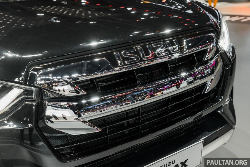 GALLERY: 2020 Isuzu D-Max makes Thai public debut Image #1054711