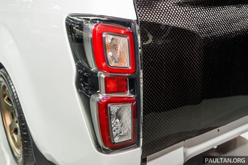 GALLERY: Modified Isuzu D-Max at Thai Auto Expo '19 Image #1055127