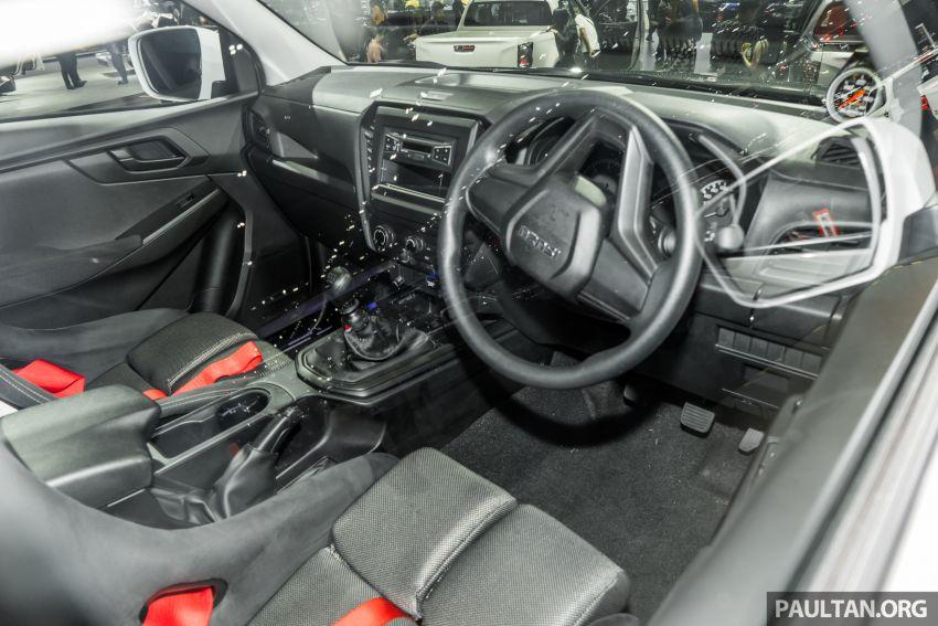 GALLERY: Modified Isuzu D-Max at Thai Auto Expo '19 Image #1055133