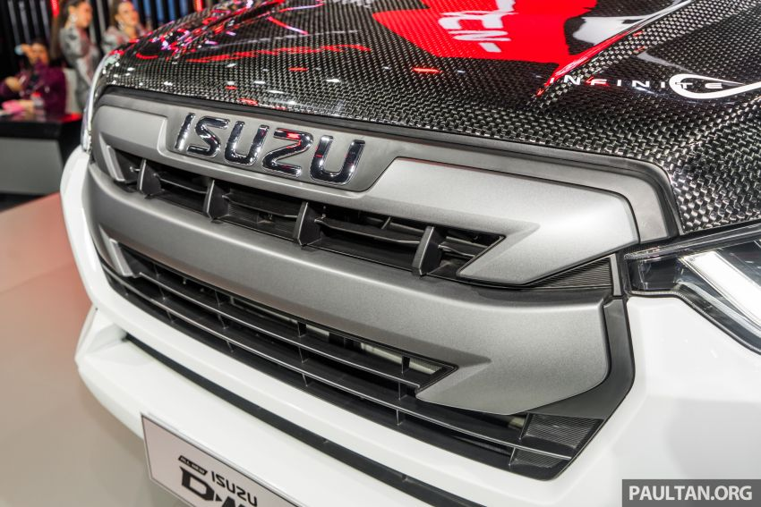 GALLERY: Modified Isuzu D-Max at Thai Auto Expo '19 Image #1055123