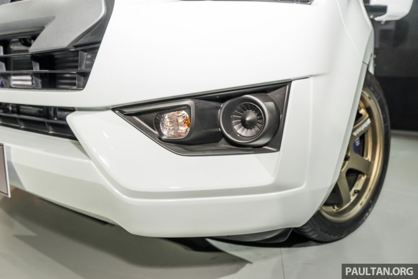 GALLERY: Modified Isuzu D-Max at Thai Auto Expo '19 Image #1055124