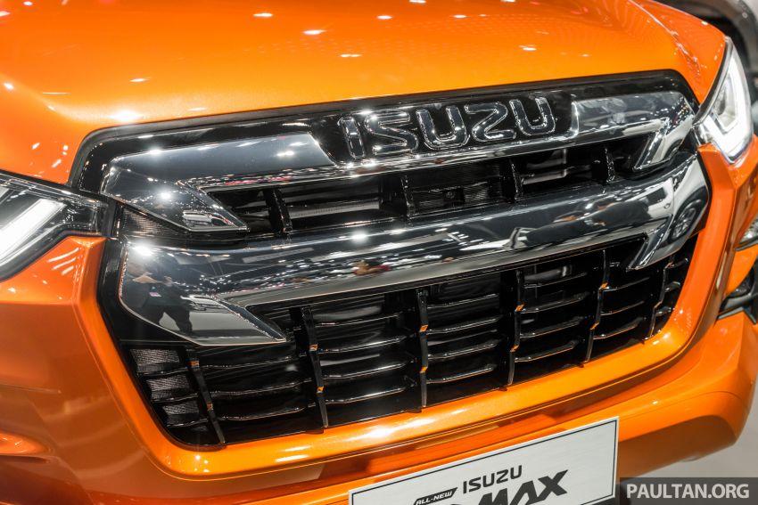 GALLERY: 2020 Isuzu D-Max makes Thai public debut Image #1054676