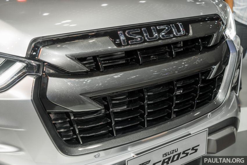GALERI: Isuzu D-Max 2020 ditampilkan di Thailand Image #1054878