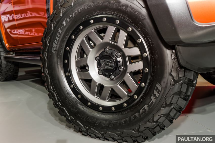 GALLERY: Modified Isuzu D-Max at Thai Auto Expo '19 Image #1055155